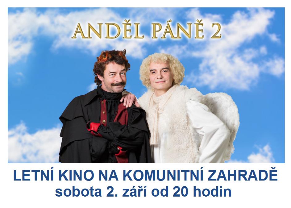 Anděl Páně 2 - plakát