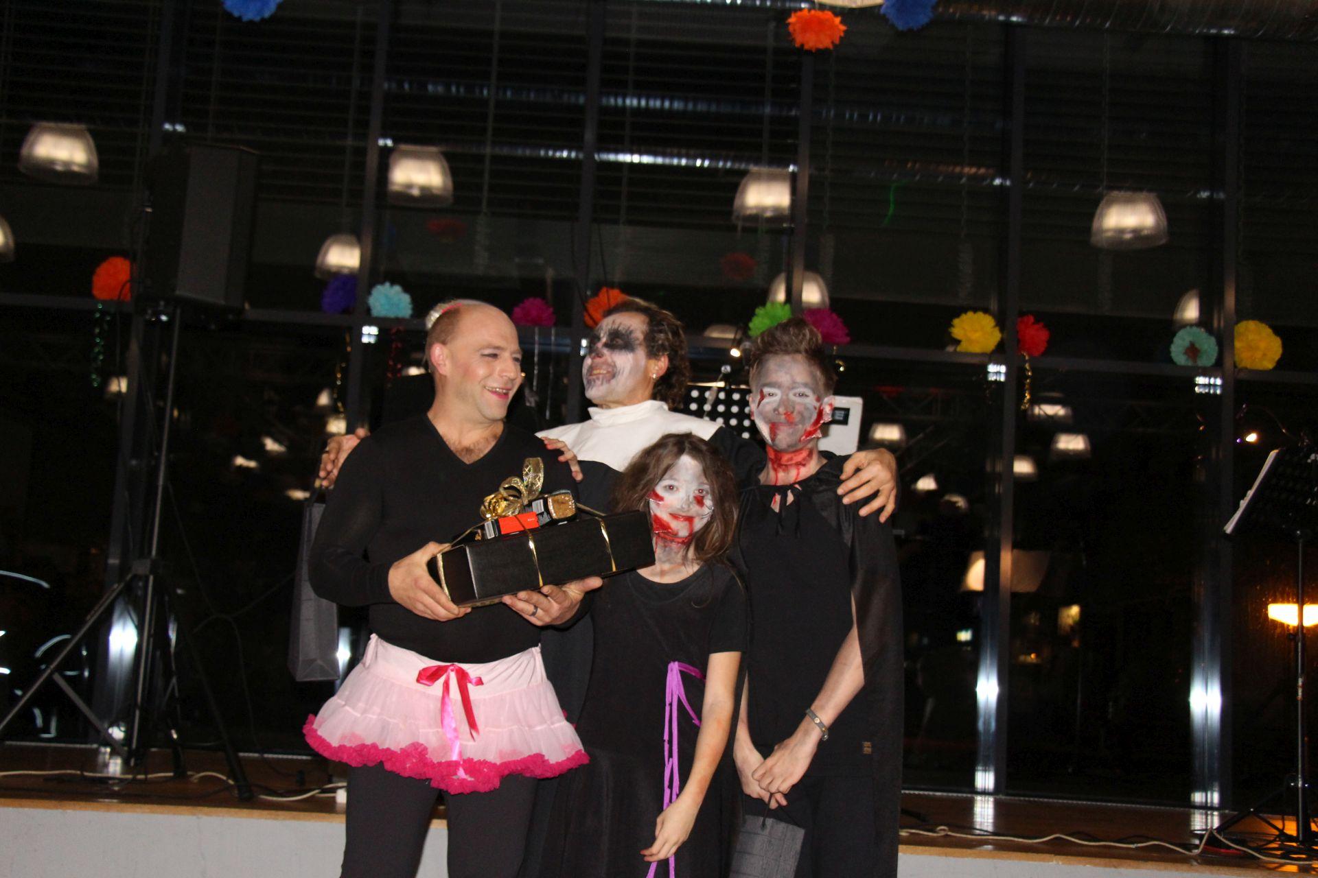 vítězné masky