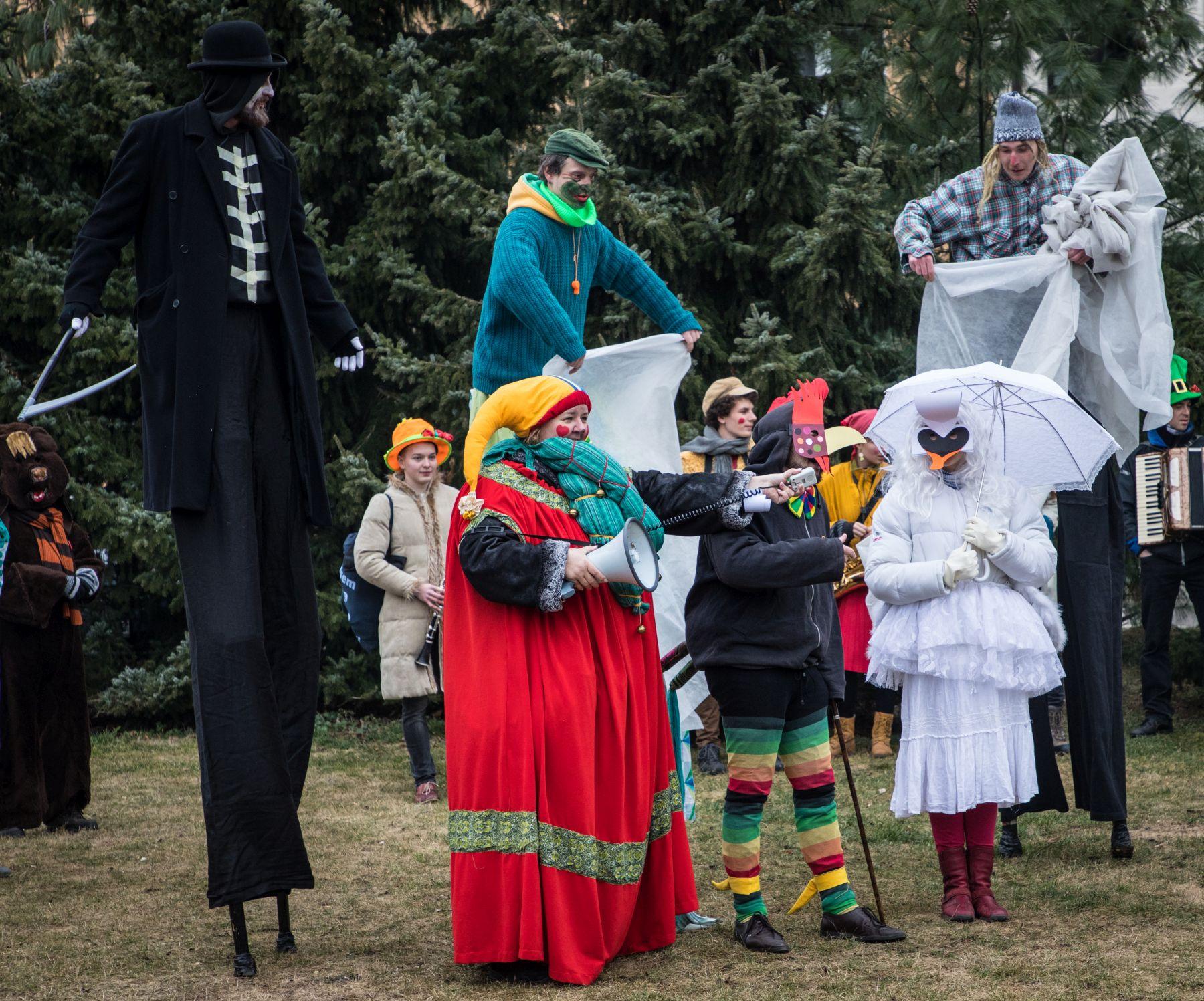 Suchdolský masopust 2018