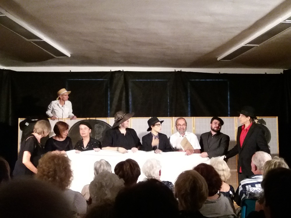 Divadelní představení FILOMENA - Ochotní Suchdolníci