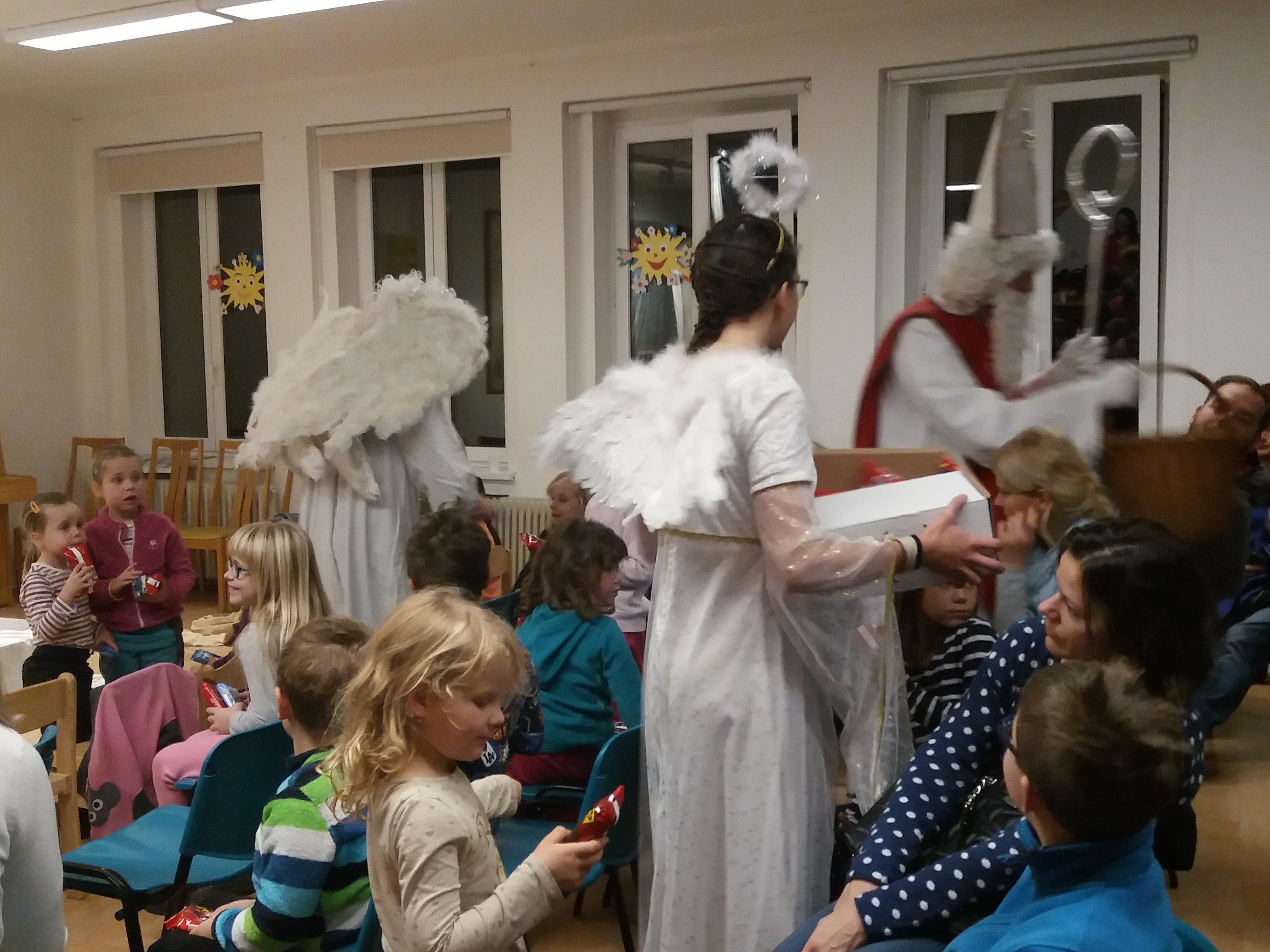 Nebe, peklo, Lucifer - divadelní představení pro děti 2.12.2018