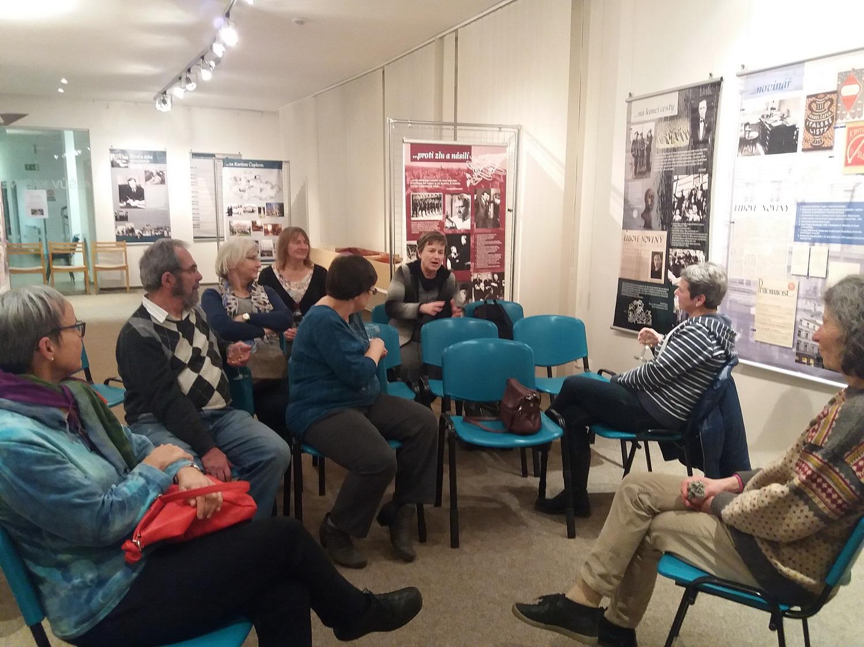 Čapkovské setkání 1.2.2019