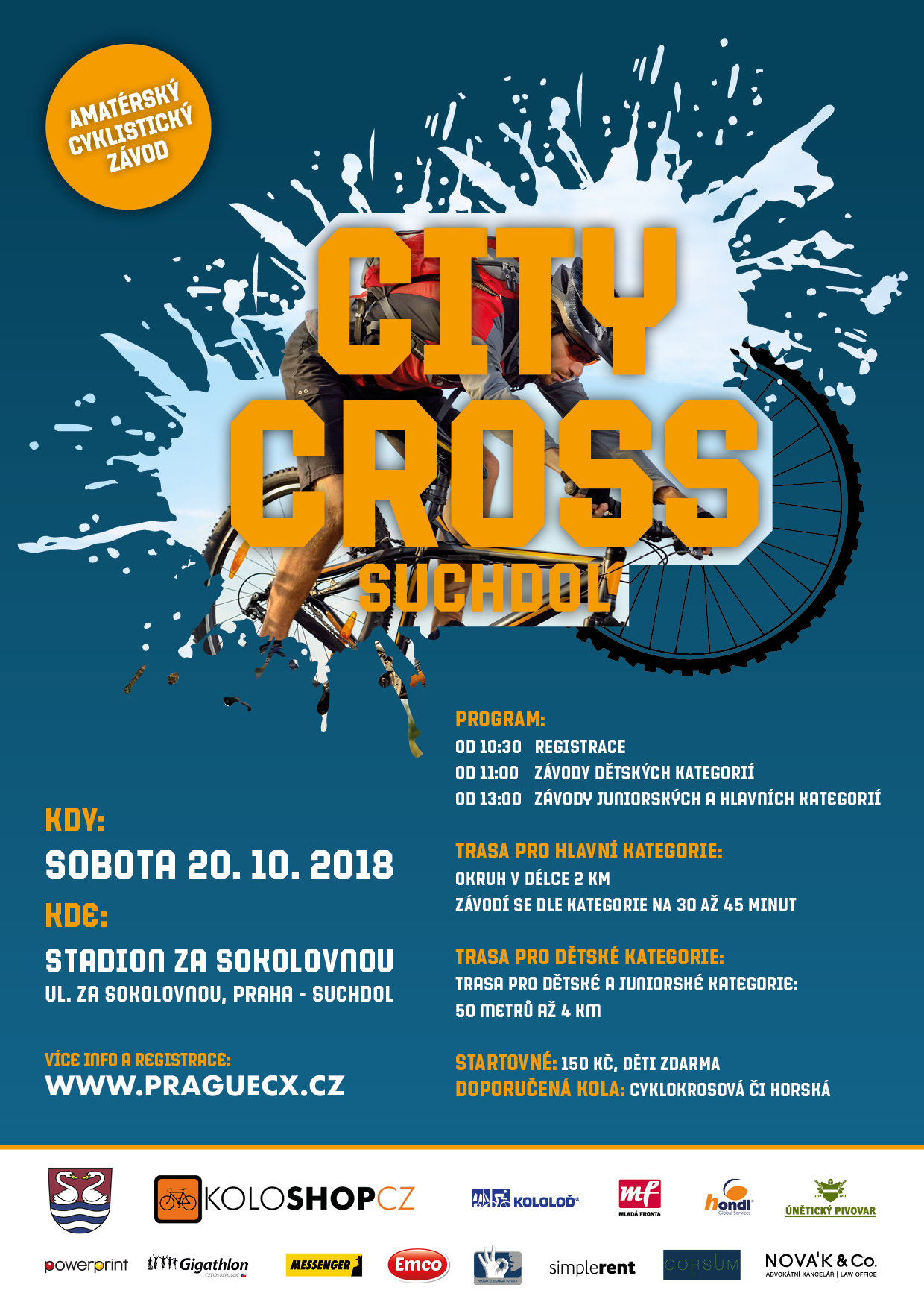 CITY CROSS - 20.10.2018