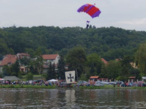 Slavnosti levého a pravého břehu Vltavy 2014