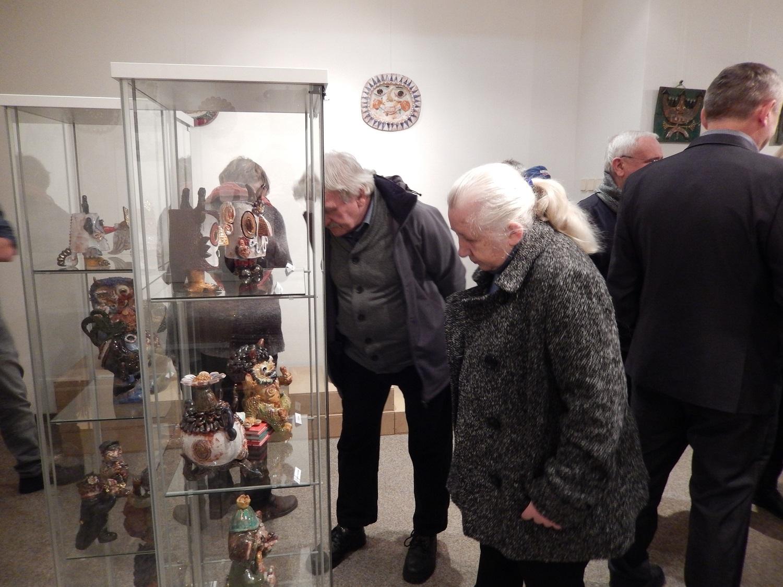 Vernisáž výstavy Kutálek Jan