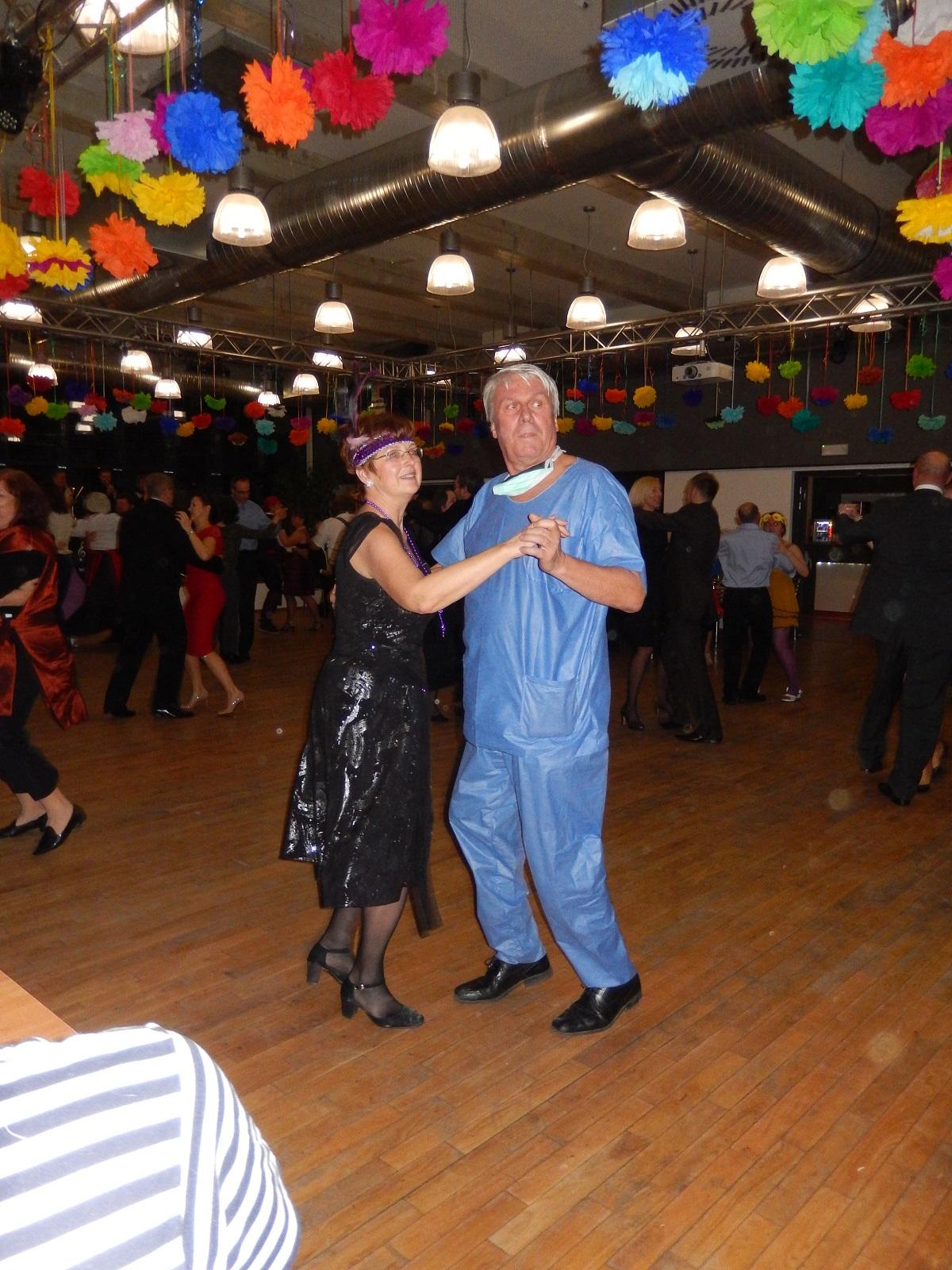 2. Taneční zábava v maskách - sobota 21.11.2015