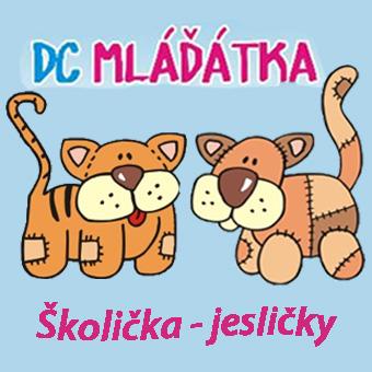 Logo DC Mladatka, školička Suchdol