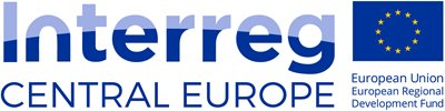 Projekt SMACKER z programu Interreg CENTRAL EUROPE - logo