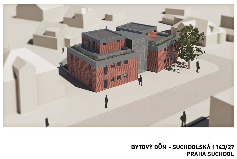 bd-suchdolska-27-vizualizace 1