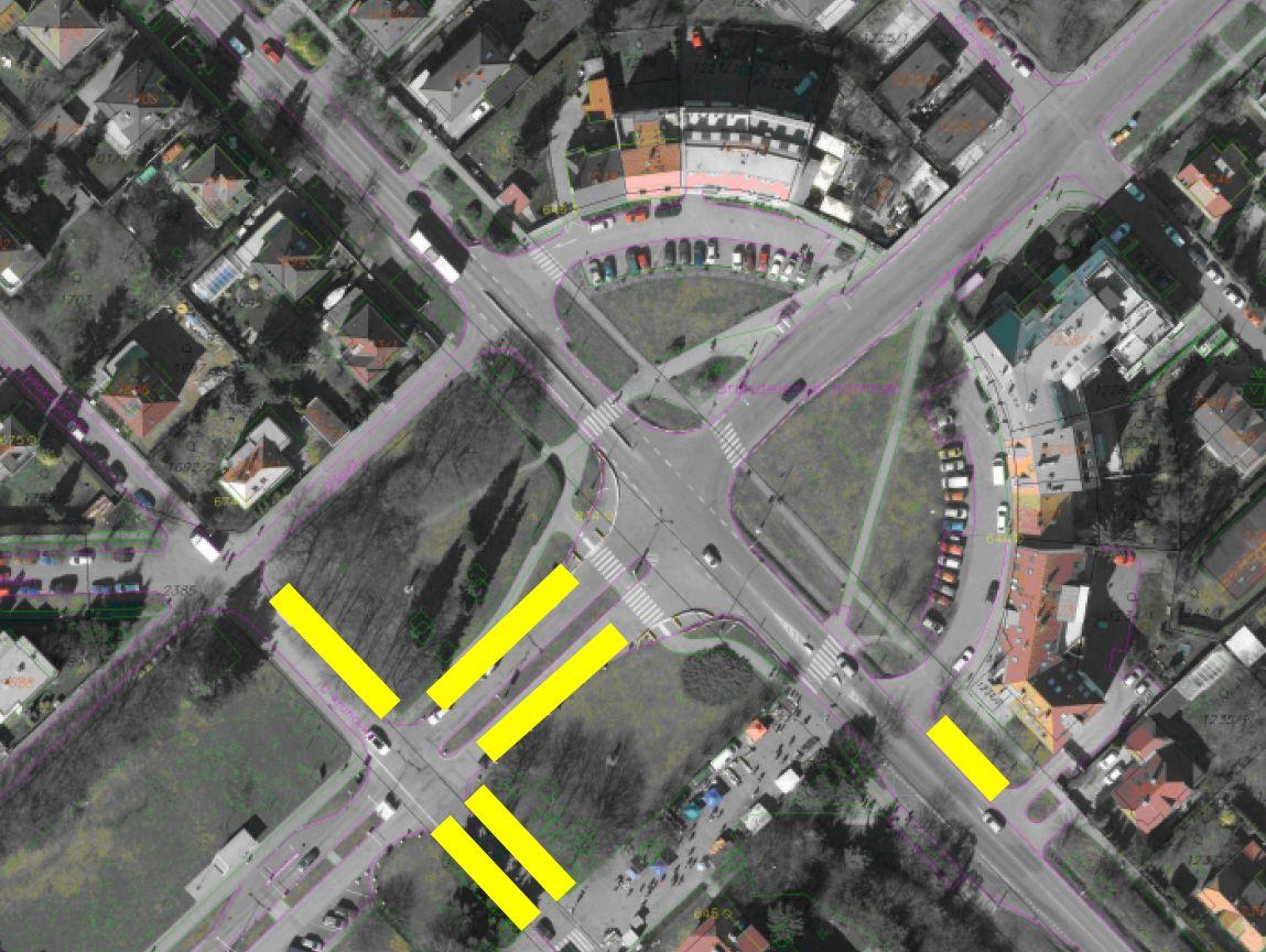 Brandejsovo náměstí - parkování
