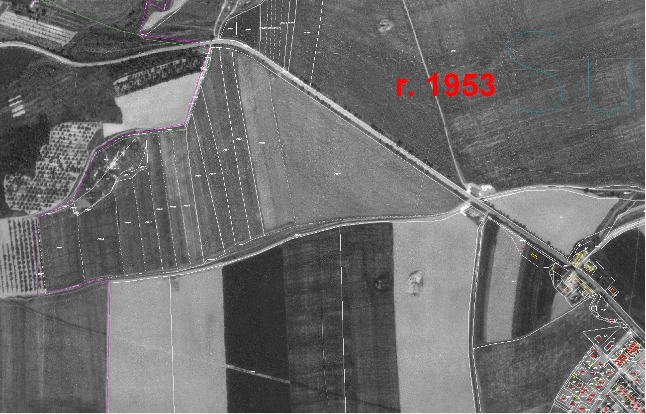 cesta 1953