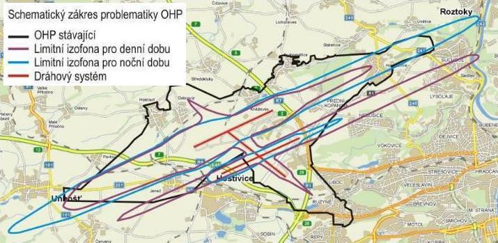 OHP 2011 limitní izofony