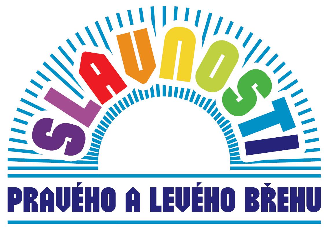 Logo Slavnosti pravého a levého břehu