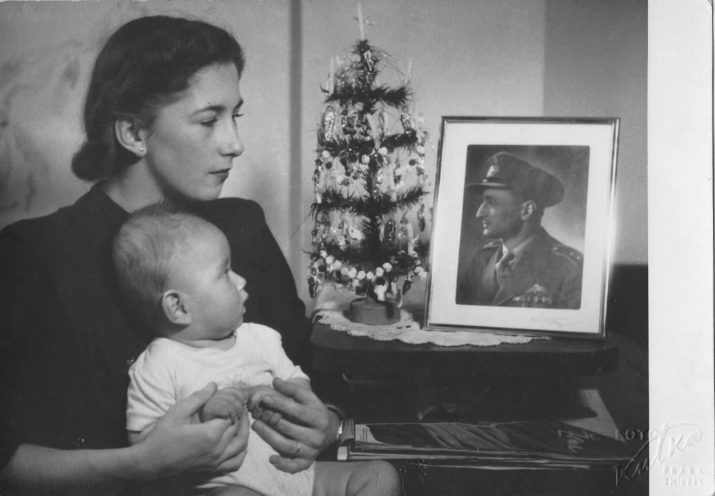 Vánoce 1949