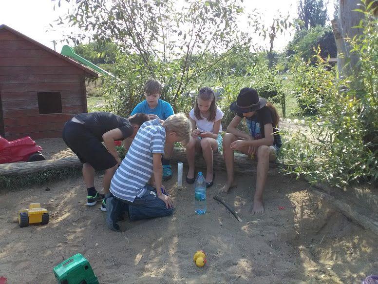 Město v kapse - průzkum žáků ZŠ M. Alše